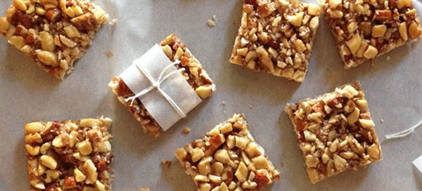 Paleo Honey Nut Bars | Our Paleo Life