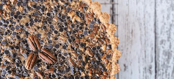 Chocolate Pecan Pie   Our Paleo Life