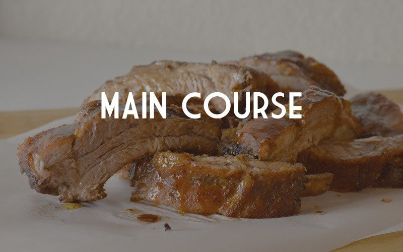 Main Course Recipes by Our Paleo Life