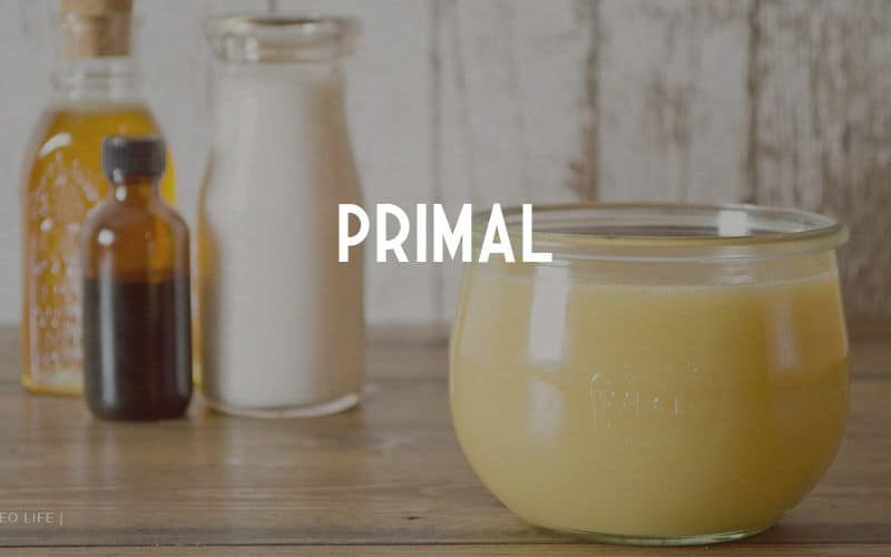 Primal Recipes by Our Paleo Life