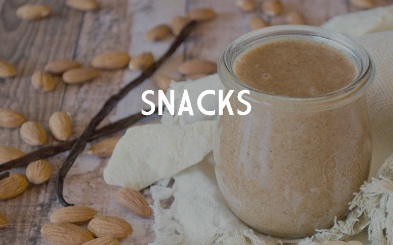 Snack Recipes by Our Paleo Life