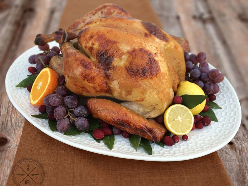 The Best Roasted Turkey | Our Paleo Life