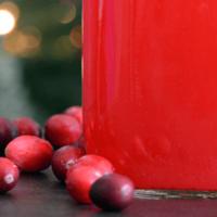 Cranberry Juice | Our Paleo Life