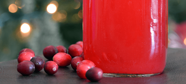Cranberry Juice | Our Paleo Life
