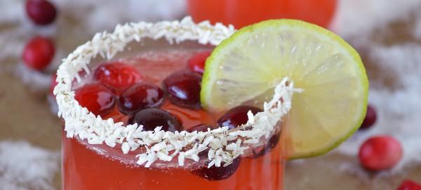 Cranberry Lime Spritzer   Our Paleo Life