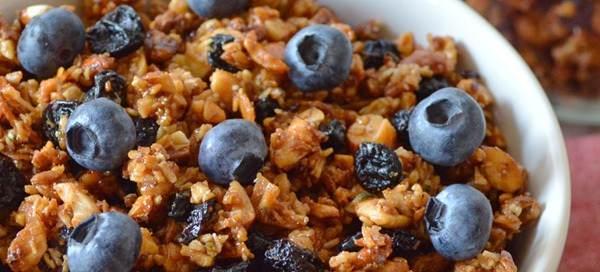 Nutty Granola | Our Paleo Life