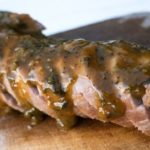 Maple-Sage Pork Loin by Merit + Fork for Our Paleo Life