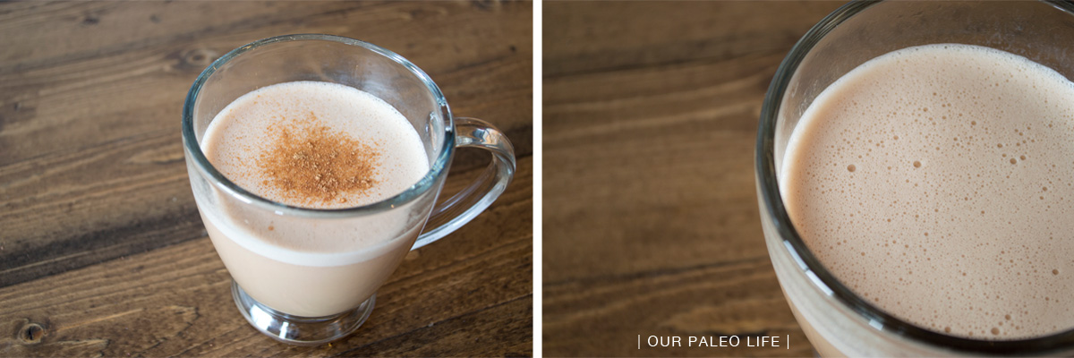 Brewed Butter Chocolate by Our Paleo Life