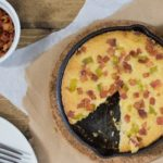 Bacon Jalapeno Cornbread by Our Paleo Life