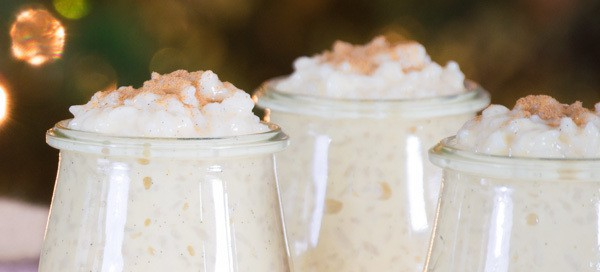 Dairy-Free Rice Pudding by Our Paleo Life