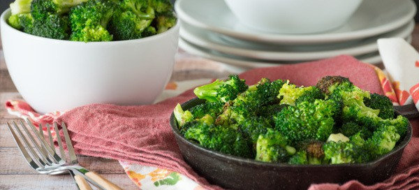 Crispy Bacon Broccoli {by Our Paleo Life}