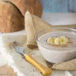 Banana Chia Pudding {by Our Paleo Life}