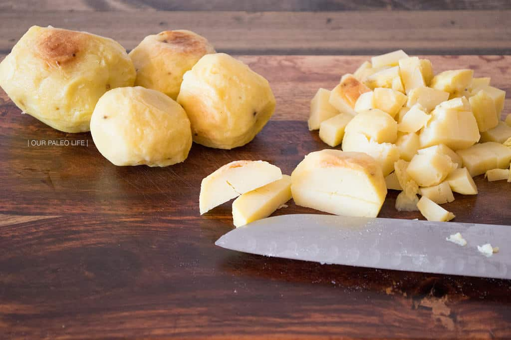 Country Potatoes {by Our Paleo Life}