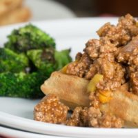 Sloppy Joes {by Our Paleo Life}