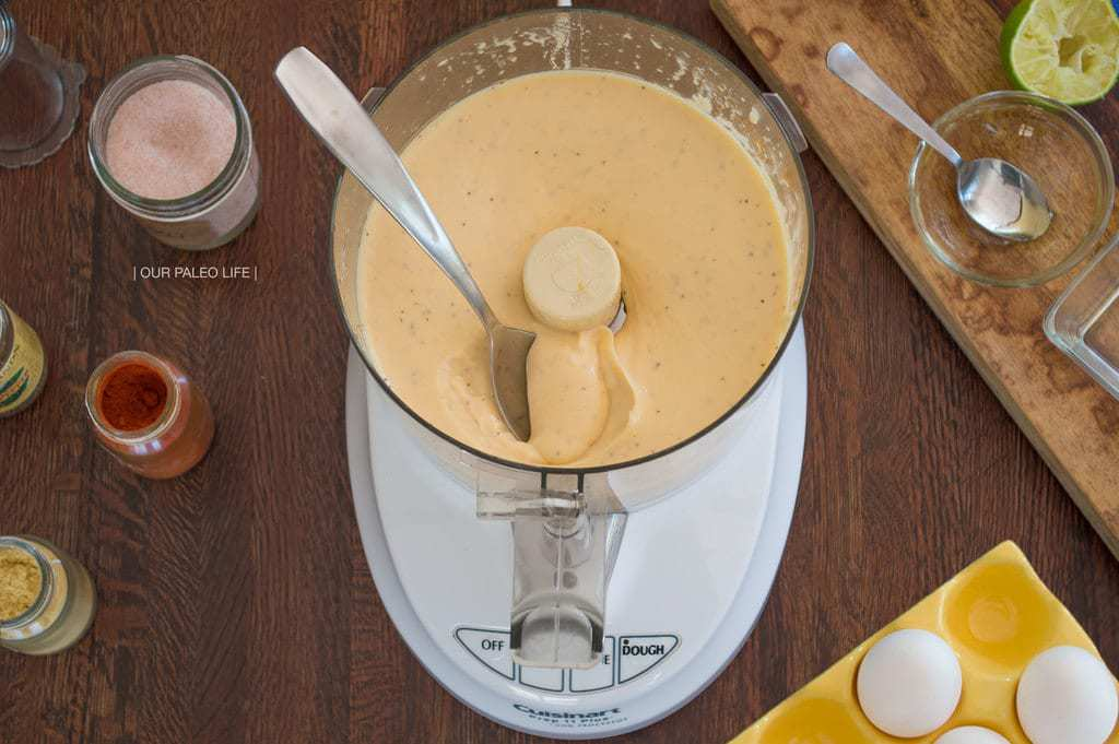 Paleo Miracle Mayo by Our Paleo Life