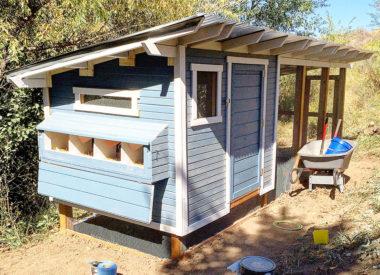 Chicken Coop DIY Inspiration