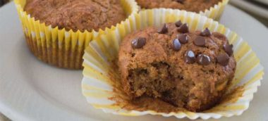 Everyone's Favorite Banana Muffins {grain-free, dairy-free, nut-free} by Our Paleo Life