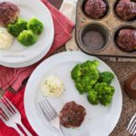 Classic Mini Meatloaf Muffins {grain-free; dairy-free} by Our Paleo Life