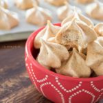 Cinnamon Maple Meringues {by Our Paleo Life}