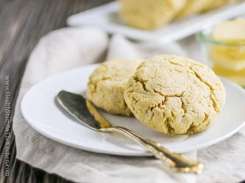 Cassava Flour Biscuits | Health Starts in the Kitchen
