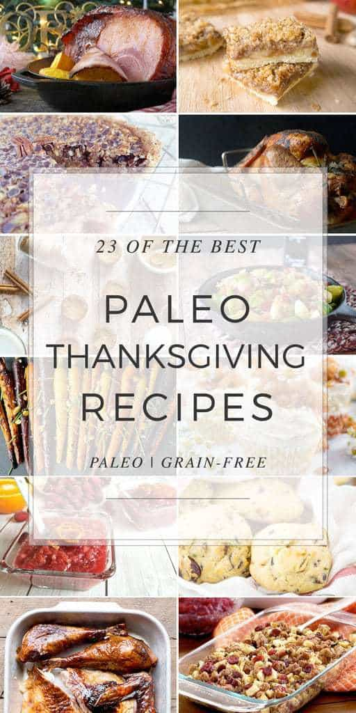 A roundup of some of the best holiday recipes for Thanksgiving this year. Thanksgiving brings friends and family together like no other holiday. A celebration of love and... food! Make sure that everyone at your table can enjoy all the food with these allergen-free recipes.