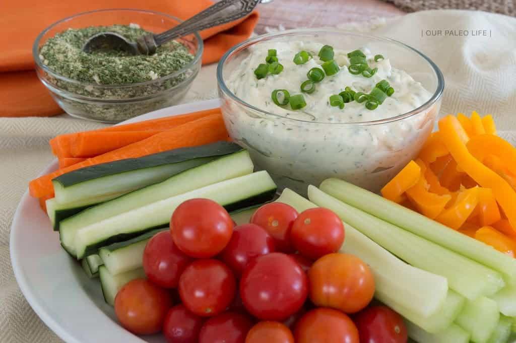 Dill Dip Seasoning Blend