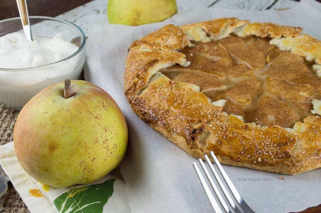 Paleo Galettes, a Truly Delicious Dessert