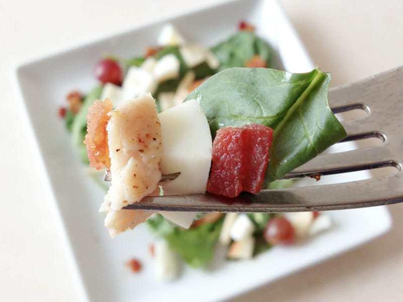 Chicken Bacon Salad {Whole30}