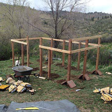 Further Colorado Garden Preparation