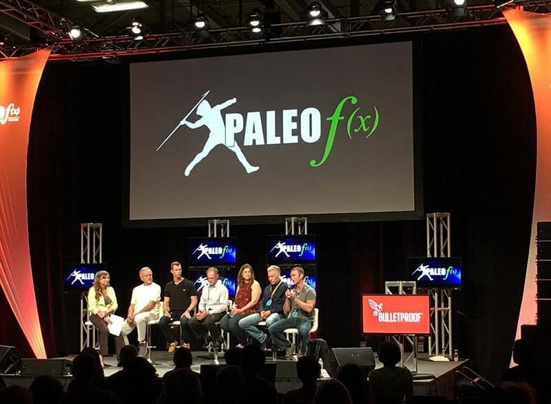 State of the Paleo Union at Paleo f(x) 2017 in Austin, TX