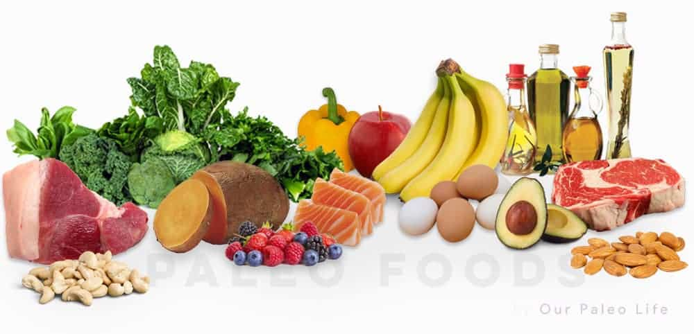Paleo Diet Food List A Guide To All Paleo Diet Approved Foods