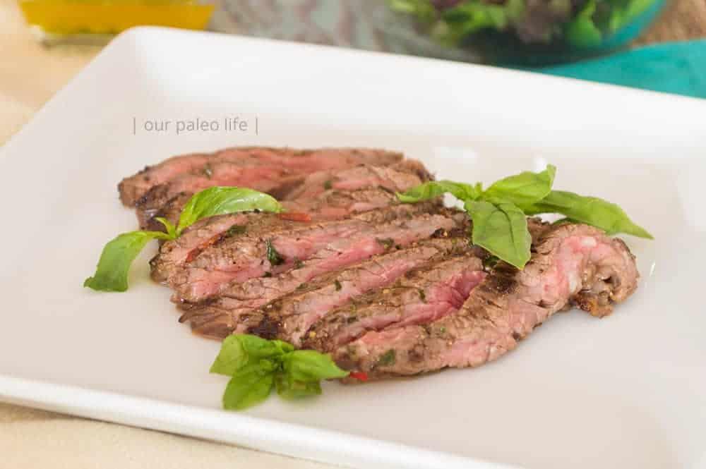 Serrano Lime Skirt Steak