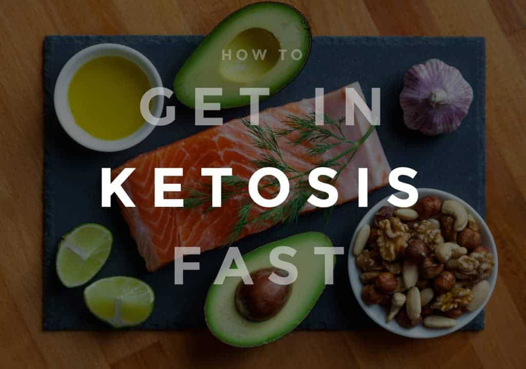 How to get in Ketosis Fast
