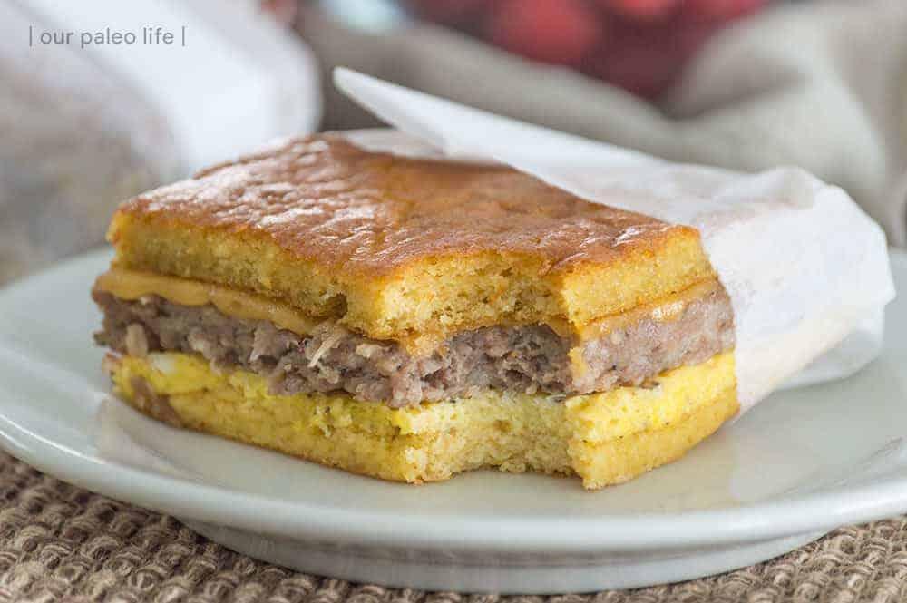 Low Carb Keto Breakfast Sandwiches Easy On The Go Keto Breakfast