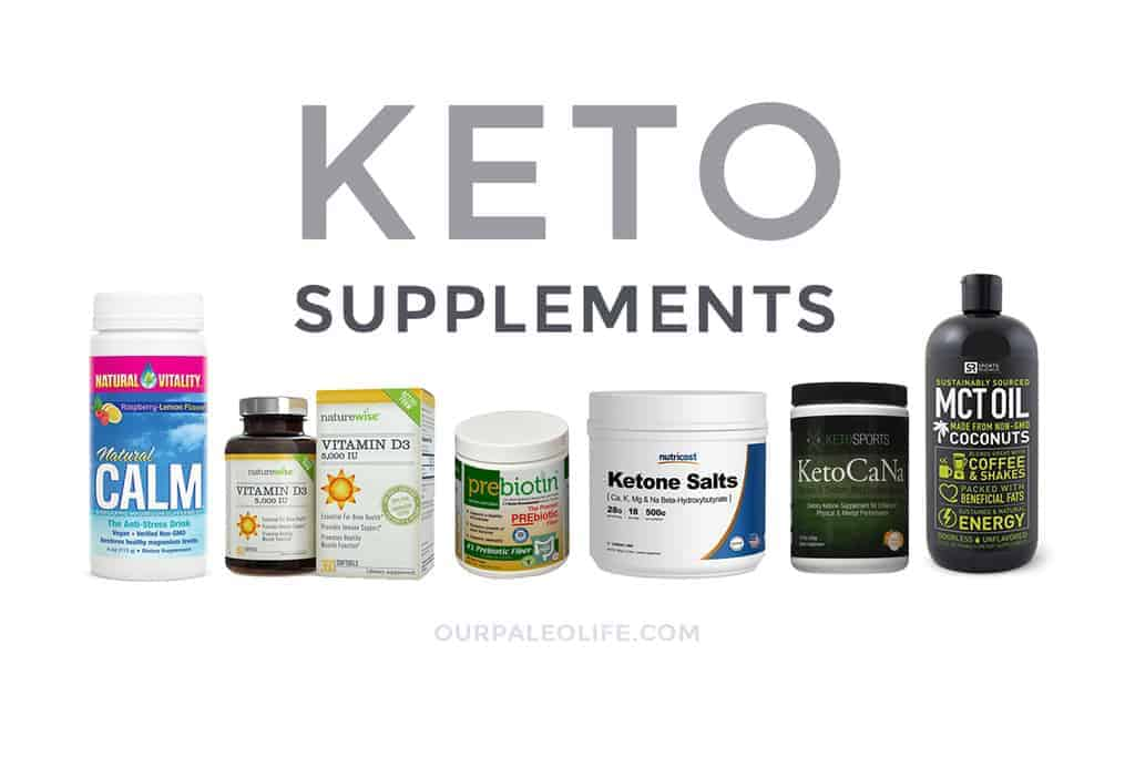 What Keto supplements do I need?