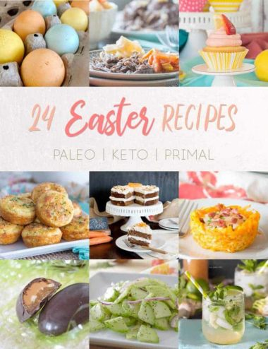 24 Easter Recipes for your Paleo, Keto, or Primal Dinner