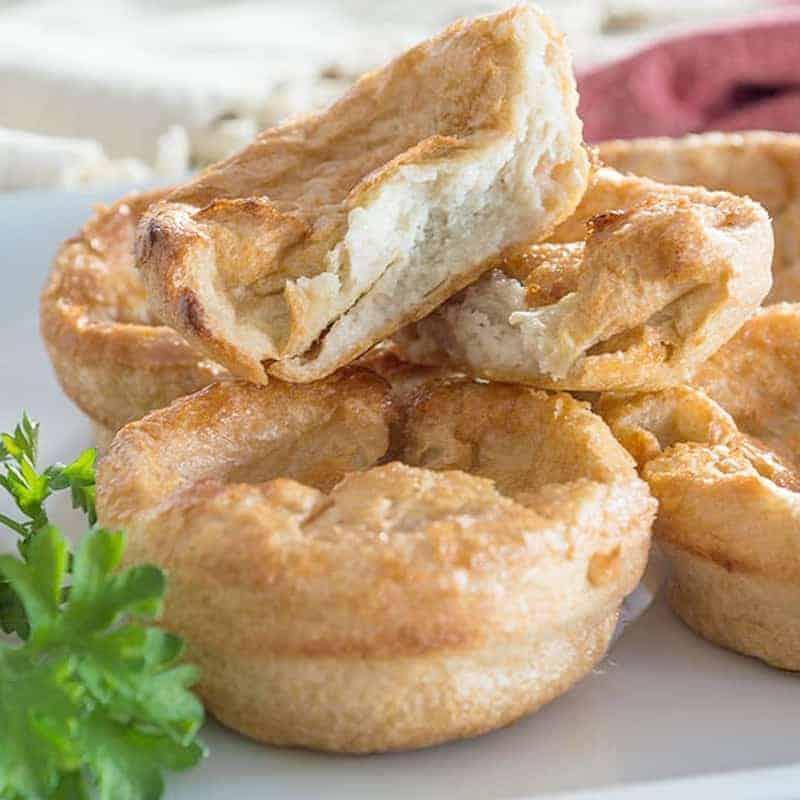 Grain-Free Yorkshire Puddings