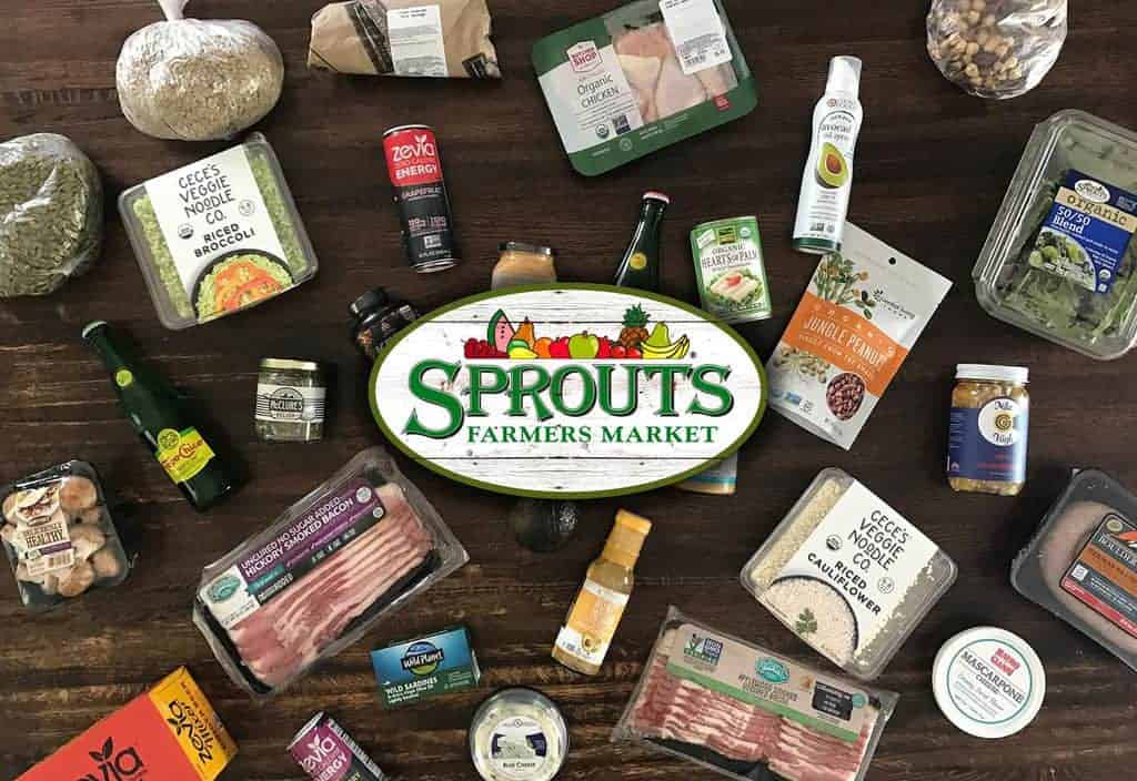 Shopping Keto at Sprouts