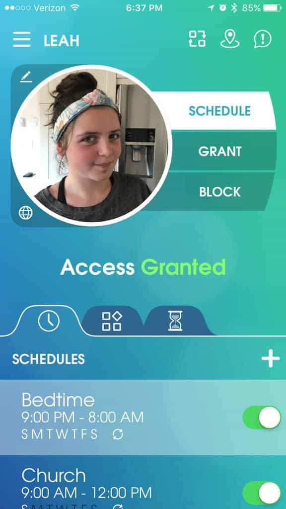 Cell Phones & Kids: Using the OurPact App to Keep Them Safe