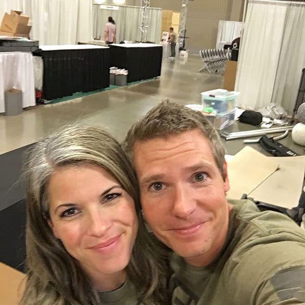 Kendra and Rob Benson