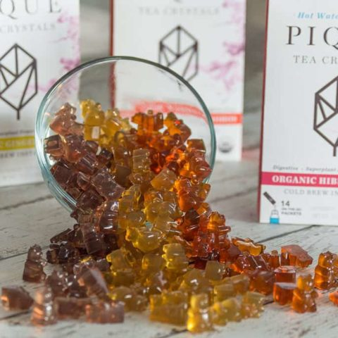 Herbal Tea Gummy Bears