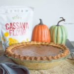 Perfect Paleo Pie Crust {grain-free; dairy-free option} by Our Paleo Life