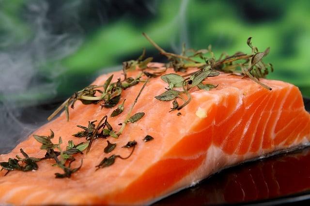 Protein - Salmon