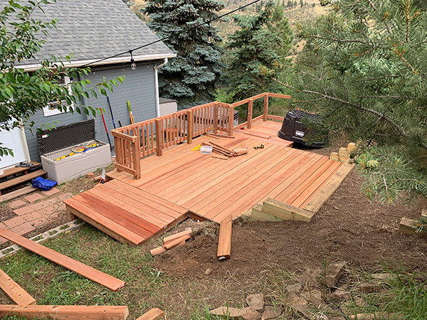 DIY Deck Complex