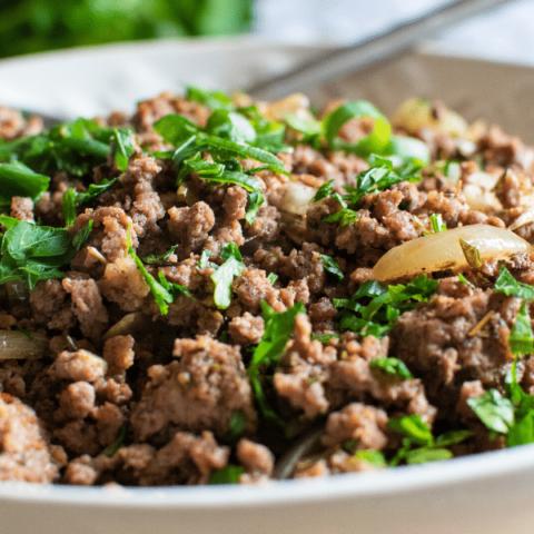 Paleo Instant Pot Taco Meat