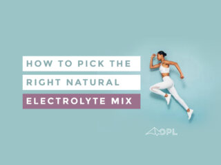 How to pick the right electrolyte mix