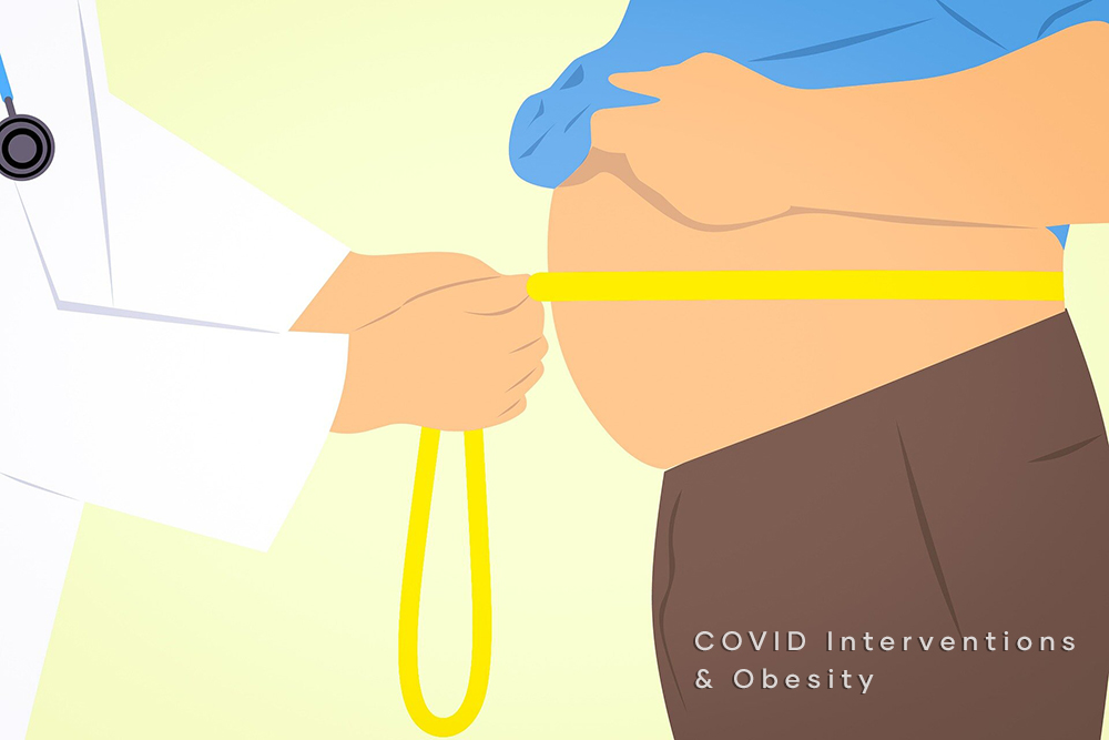 COVID Interventions and Obesity