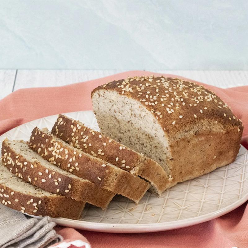 Keto Artisan Bread from cardnl