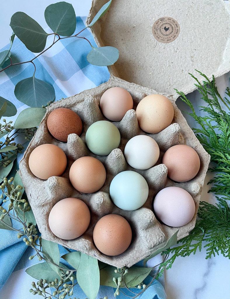 Buckhorn Cliffs Eggs