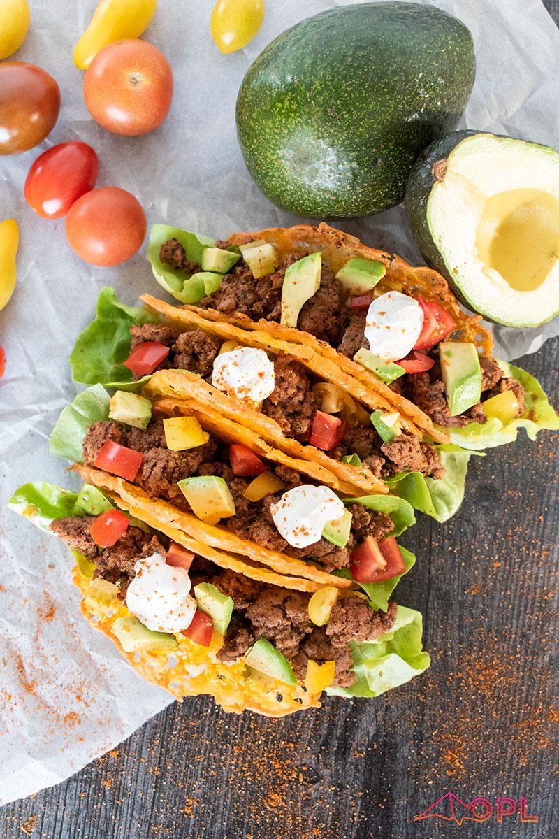 Keto Hard-Shell Tacos